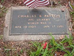 Charles R Patton