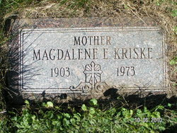 Magdalene Evelyn Madge <i>Jaski</i> Kriske