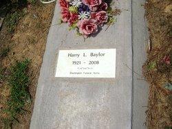 Harry Lewis Baylor