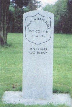John Willis Hall