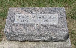 Mary Margaret <i>Rauner</i> Willkie