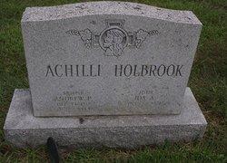 Andrew P Achilli