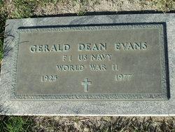 Gerald Dean Evans