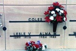 Lesle Vane Coles