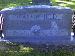 Ruby <i>Carter</i> Blanchfield