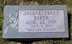 Jolene <i>Perry</i> Baker