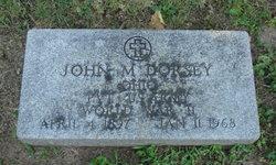 John M Dorsey