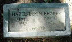 Hazel Lorena <i>Elkin</i> Becker