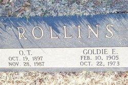 Goldie E. Rollins