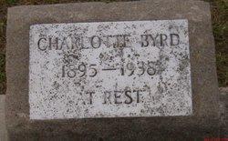 Charlotte <i>Lipscomb</i> Byrd