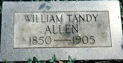 William Tandy Allen
