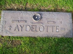 Earl M Aydelotte, Sr