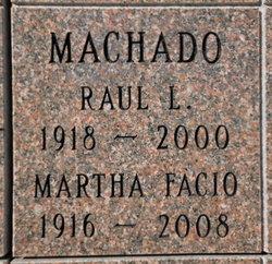 Raul L Machado