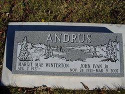 John Ivan Andrus, Jr