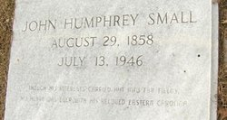 John Humphrey Small