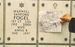 Maxwell Sanford Max Fogel