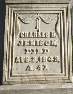 Charles H Jenison
