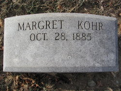 Margaret <i>Meade</i> Kohr