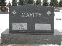 Alexander Finlayson Mavity