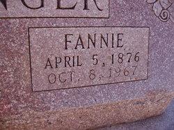 Fannie Jane <i>Neves</i> Ballenger