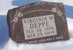 Virginia Mae <i>Putney</i> Deppe