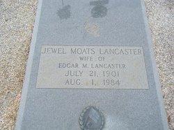 Jewell <i>Moats</i> Lancaster