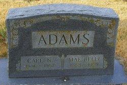 Mae Belle Adams