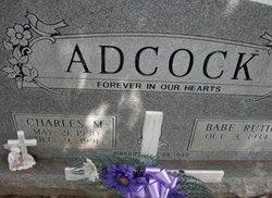 Babe Ruth Adcock