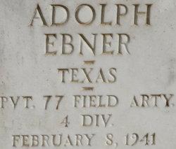Adolph Ebner