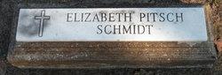 Elizabeth Pitsch Schmidt