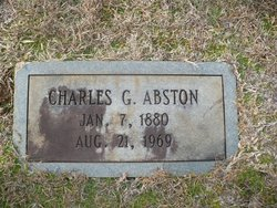 Charles G. Abston