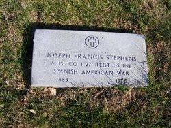 Joseph Francis Stephens