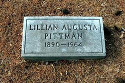 Lillian Pittman