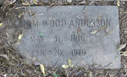 William Wood Anderson