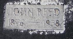 John Reed Tannyhill