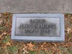 Julius G Albinus