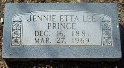 Jennie Etta Lee <i>Turner</i> Prince