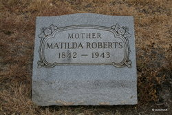 Matilda <i>Baker</i> Roberts