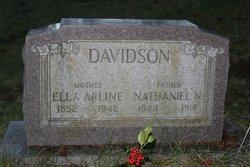 Nathanial Negius Davidson