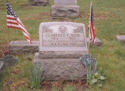Clarence Ewing Bane