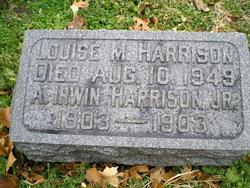 Louise <i>Mount</i> Harrison