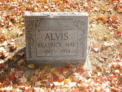 Beatrice Mae Alvis