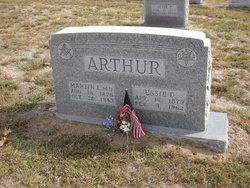 Essie Mary May <i>Devin</i> Arthur
