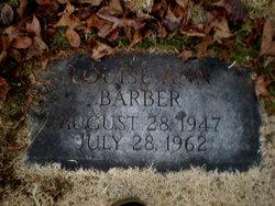 Louise Ann Barber