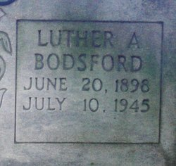 Luther Arbury Bodsford