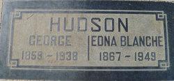 Edna Blanche Hudson