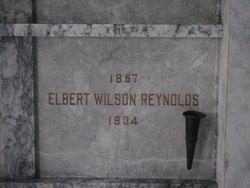 Elbert <i>Wilson</i> Reynolds