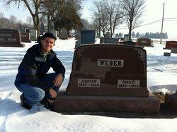 Inez C. <i>Waldvogel</i> Weber