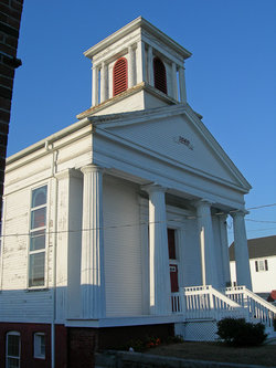 Jewett City Baptist Church Cemetery