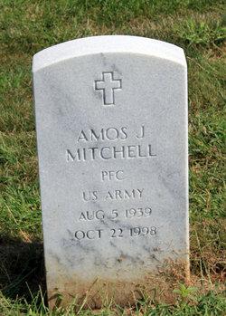 Amos Junior Mitchell